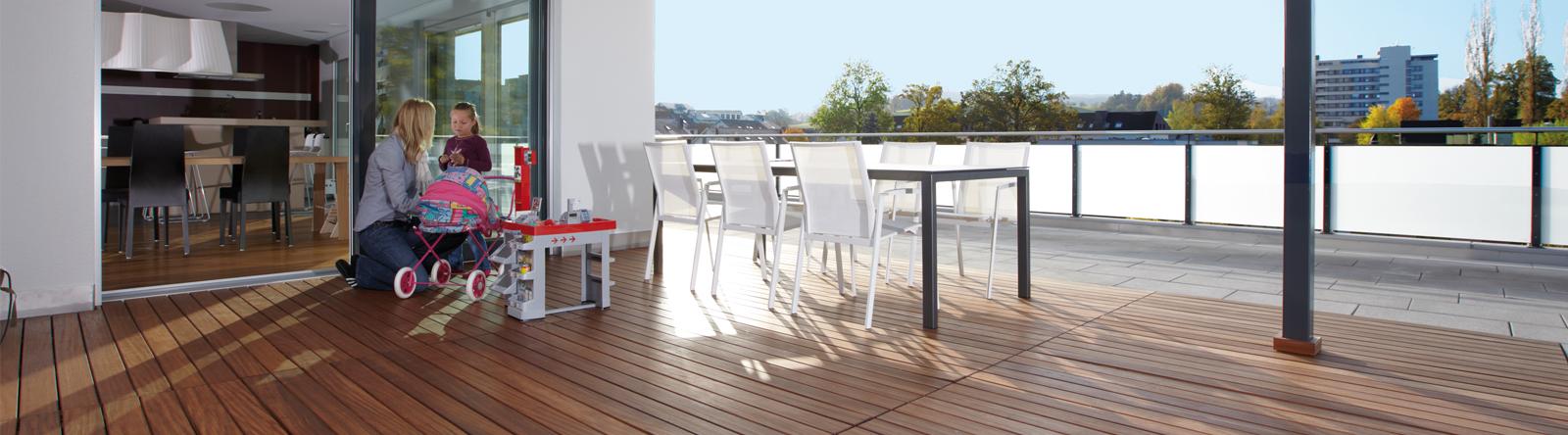 balkonabdeckung h sler massivholz ag. Black Bedroom Furniture Sets. Home Design Ideas